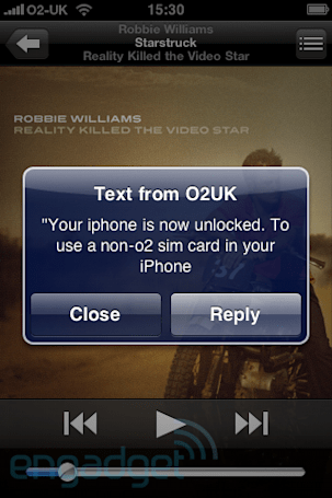 O2 UK gradually rolls out iPhone unlock, forgot to give us the instructions