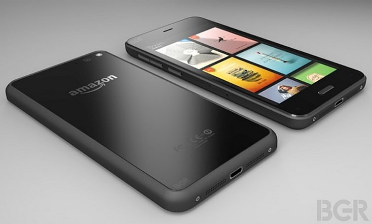 This is what Amazon's phone looks like