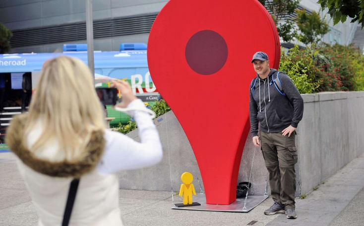 Google Maps for mobile now handles multiple destinations