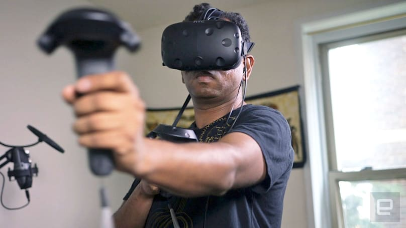 HTC Vive now ships shortly after you order it