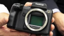 30 minutes with Fujifilm's medium-format mirrorless GFX 50S