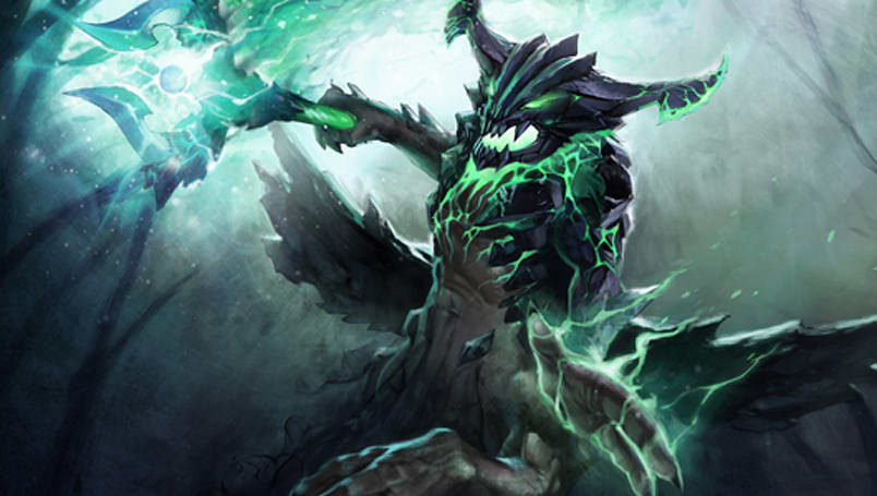 The Stream Team: Playing support in Dota 2