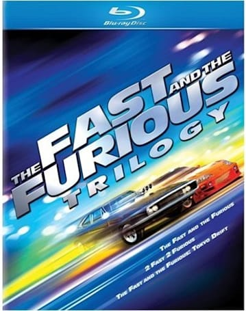 Fast & Furious Blu-ray Trilogy reviewed, D-BOX shines