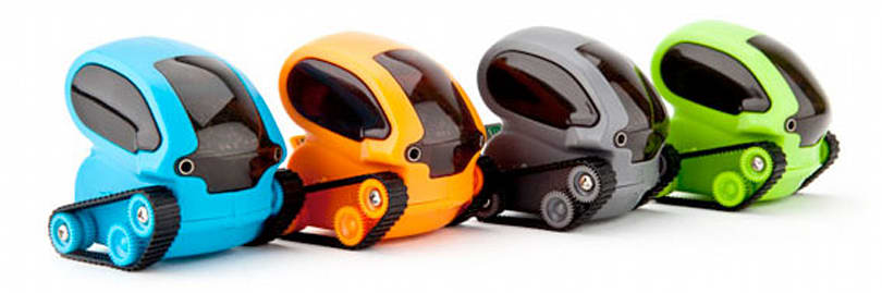 Desk Pets' TankBot rolls out with Android and iOS support, is the tiny racer in your hand