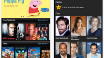 Amazon's Lovefilm app finally comes to iPhone