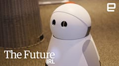 The Future IRL: Everyone gets an R2D2