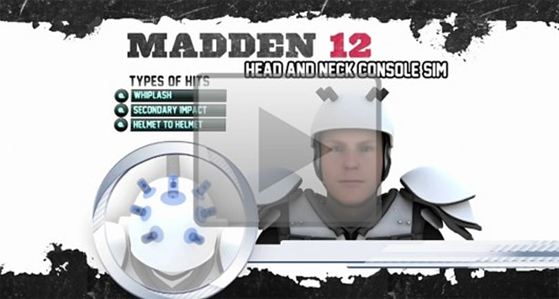 Onion: Madden NFL 12 to let players feel tackles, go deaf from crowd noise