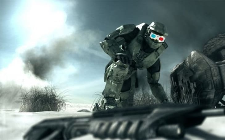 Microsoft confirms 3D support in Halo: CE remake for Xbox 360