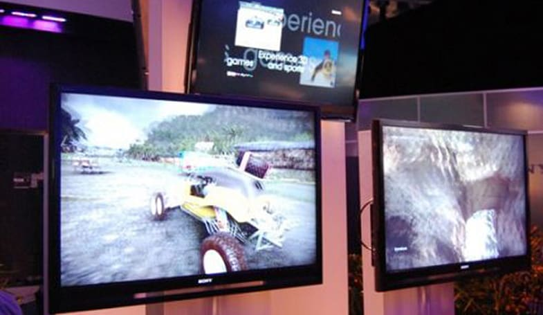Report: 40 million homes will have 3D televisions by 2014