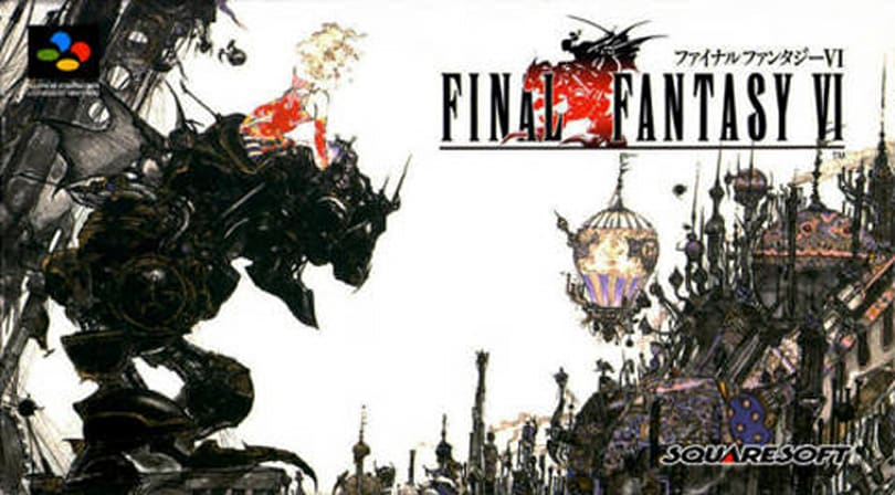 Report: Enhanced Final Fantasy 6 coming to iOS, Android
