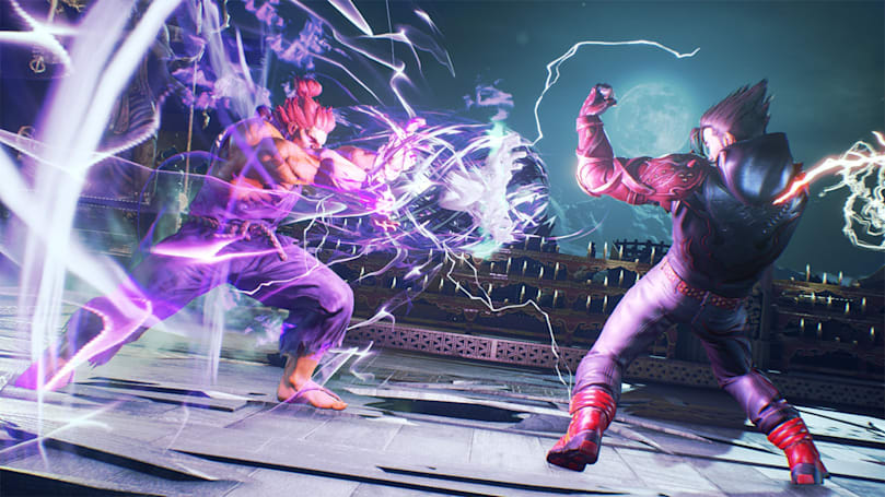 'Tekken 7' delayed to June 2