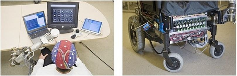 USF scientists develop brainwave controlled wheel chair