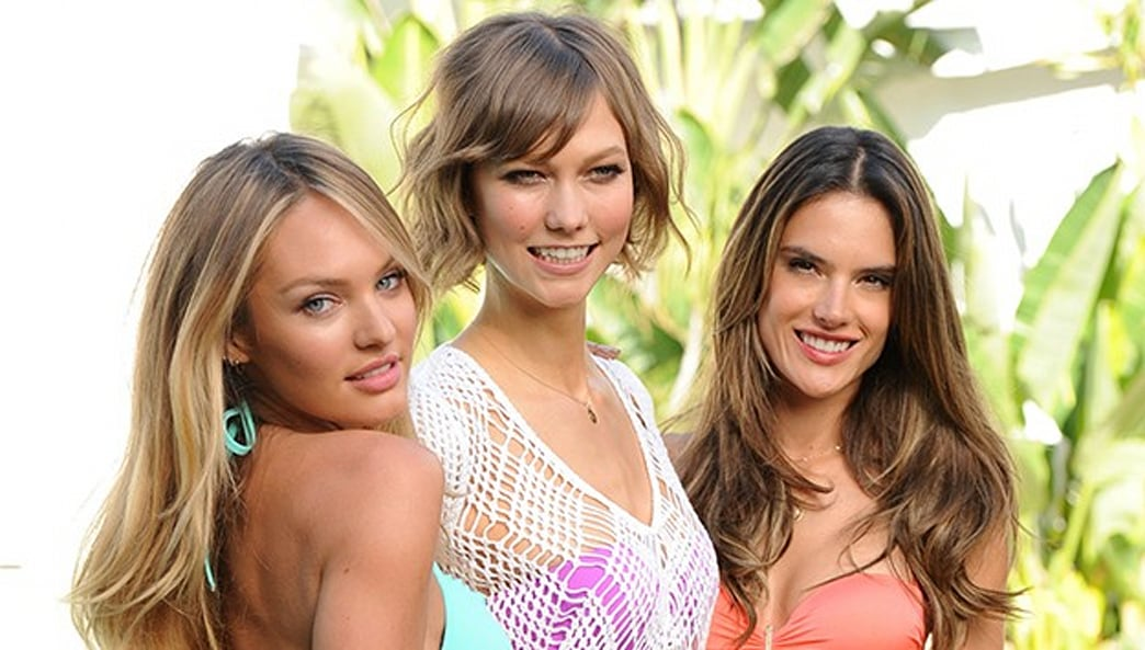 WATCH: Behind-the-Scenes with Victoria's Secret Angels in St. Barts