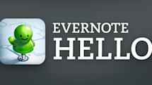 Evernote says goodbye to Hello and Peek