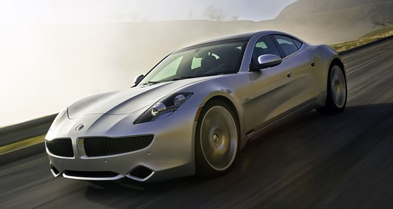 Fisker Karma battery poses 'potential safety issue' for about 50 autos, fix already in tow