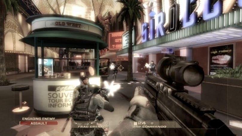 PS3 Fanboy review: Rainbow Six: Vegas
