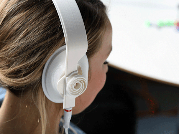 Print your own headphones on a MakerBot Replicator and beat Dre at his own game