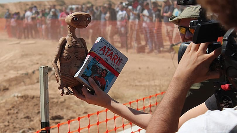 You can finally watch Microsoft's 'E.T.' documentary on Xbox