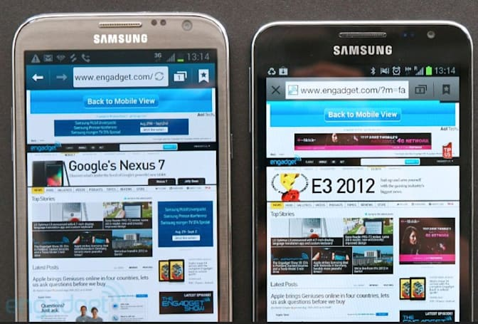 Samsung Galaxy Note II: what's changed?