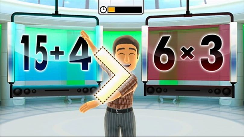 Dr. Kawashima's Body and Brain Connection preview: Brain Age meets Kinect