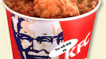 "KFC ad agency strikes again with ""Mosquito tone"" commercial"