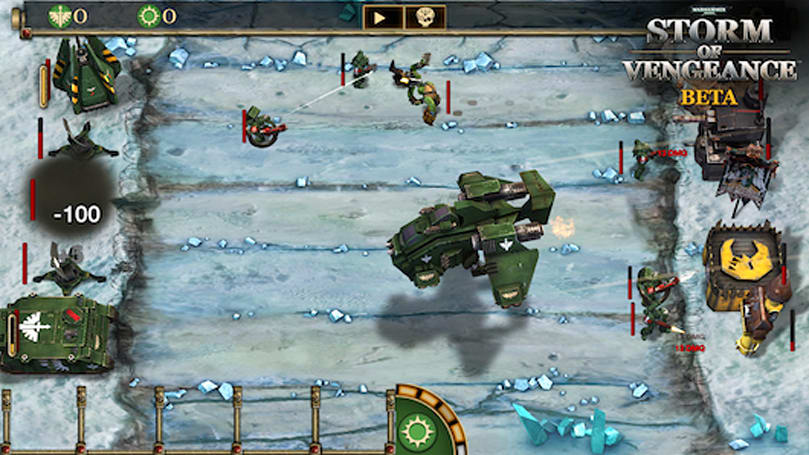 Warhammer 40k: Storm of Vengeance launches on April 3, DLC detailed