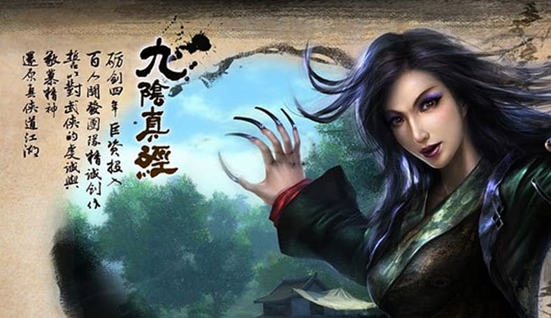 Age of Wulin videos show life skills, combat