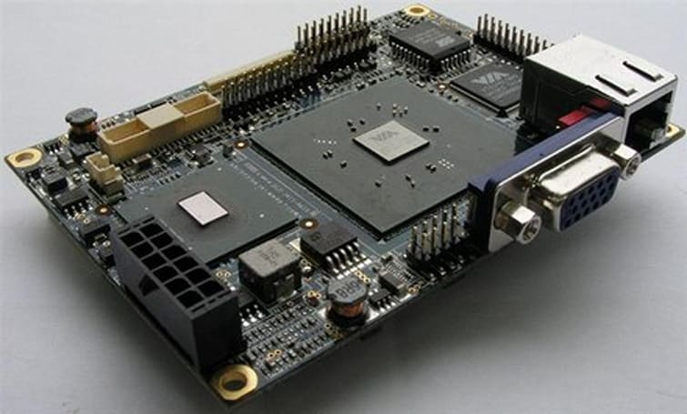 Via Epia PX motherboard spawns Pico-ITX SFF form-factor