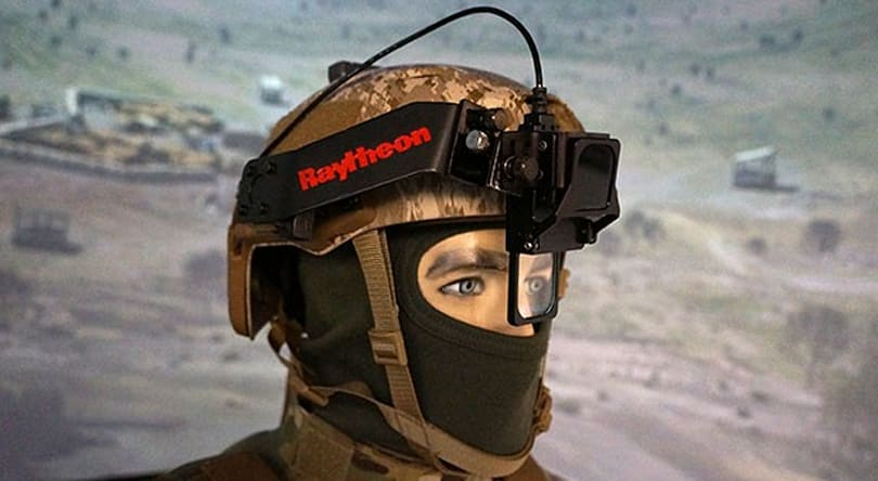 Raytheon's updated JTACs situational awareness system eyes-on (video)