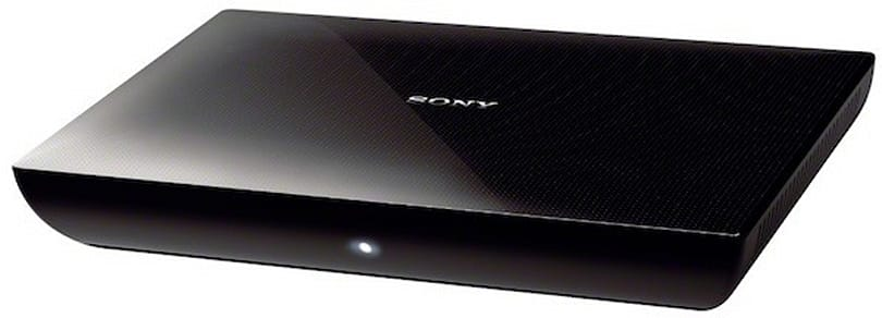 Sony's second try at Google TV brings Blu-ray player, streaming box and a new remote (Update: hands-on!)