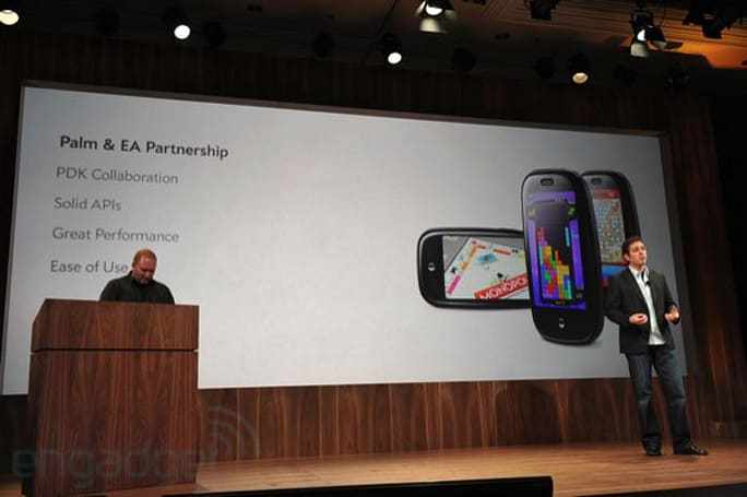 iPhone games ported to webOS in 'a matter of days' on tap for GDC?