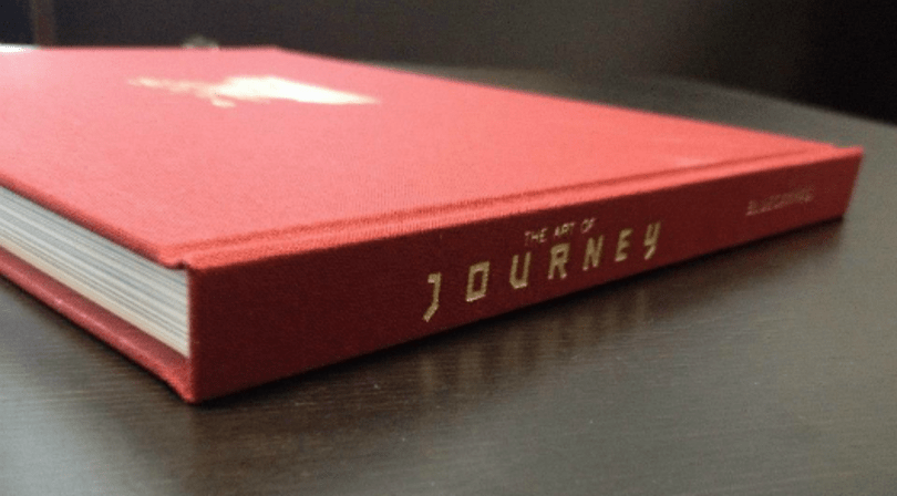 Pre-orders open for 'The Art of Journey,' first 750 copies signed