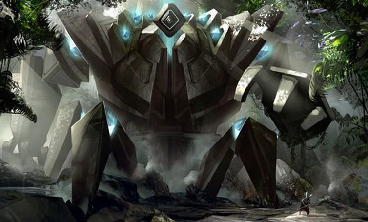 Guild Wars 2 Facebook milestone brings new art, more to come