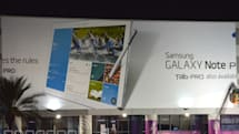 Samsung ad outs Galaxy Note Pro and Galaxy Tab Pro ahead of CES