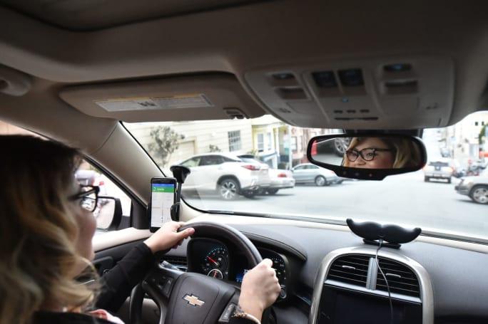 GM reportedly tried to buy Lyft