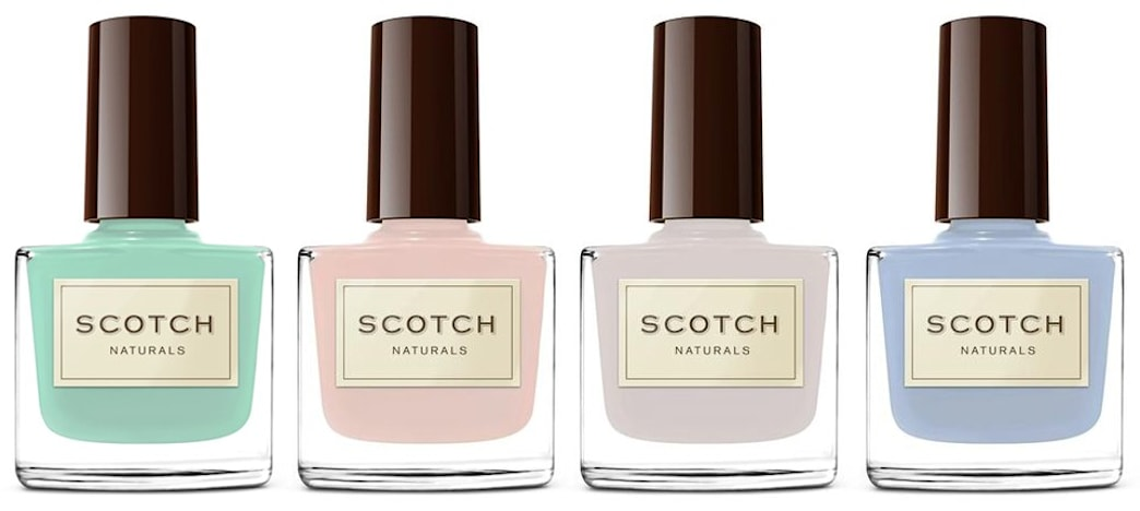Giveaway: Scotch Naturals Detox Pack nail polish set