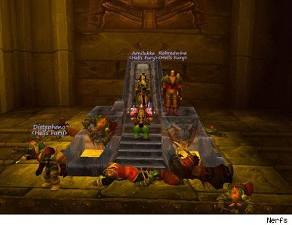 15 Minutes of Fame: A guild of achievers