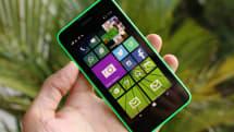 Microsoft will announce two Windows Phones tomorrow