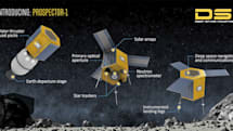 Deep Space Industries plans to land on an asteroid by 2020