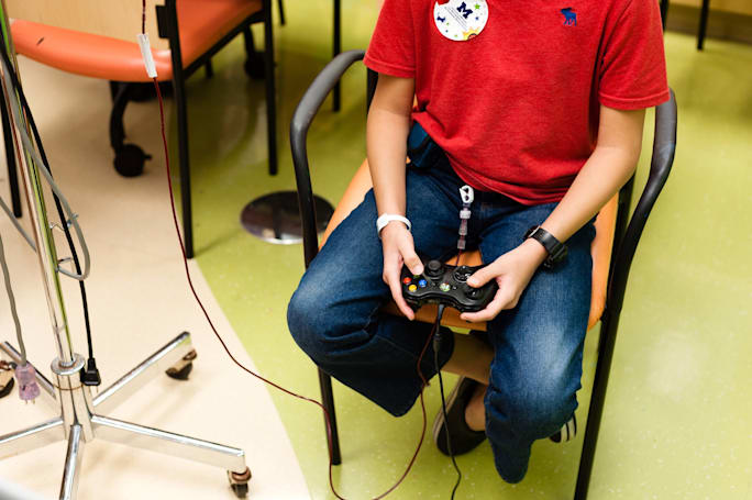 The charity that wants video game karts in every hospital