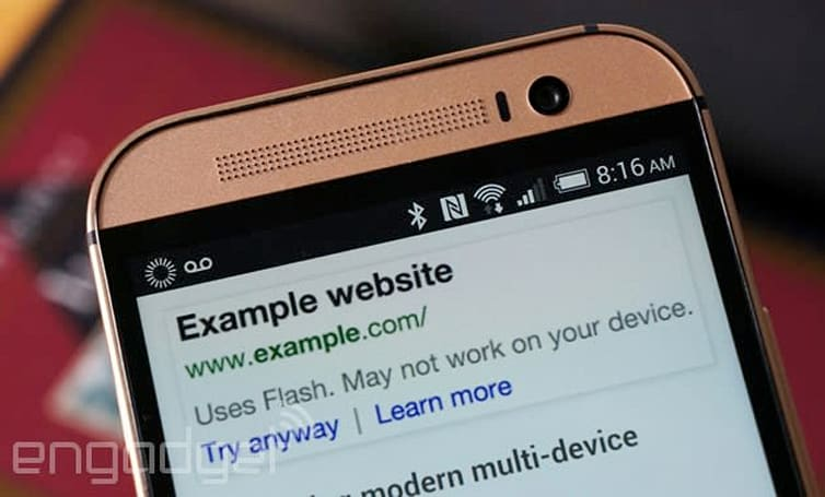 Google search results to show more mobile-friendly sites on phones