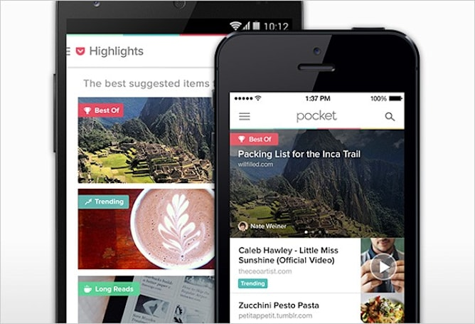 Pocket 5.0 wants to make reading what you love even easier