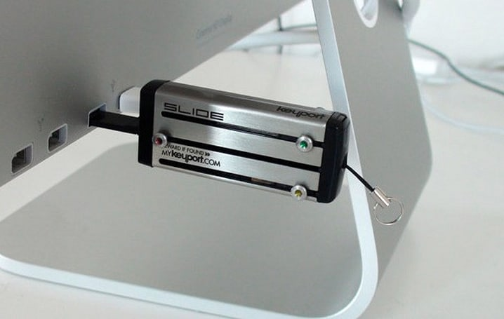Keyport Slide adds new feather to its cap with USB key prototype
