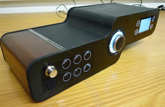 Monitor Audio Airstream 10 WiFi radio gets the hands on treatment