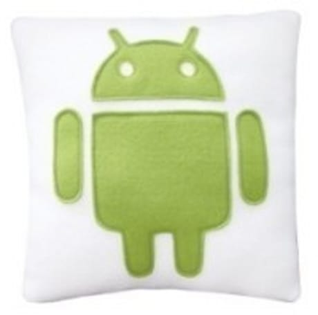 Does Android dream of DIY cushions?