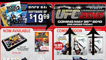 GameStop weekly claims UFC Undisputed 2010 'coming May 25'