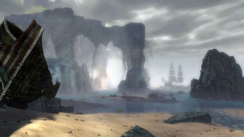 Guild Wars 2 reveals schedule for the Lost Shores