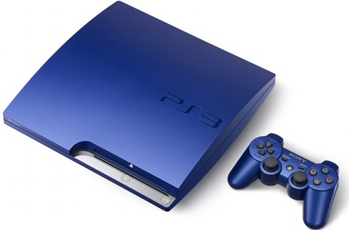 Gran Turismo 5 launches in Japan November 3 with blue PS3