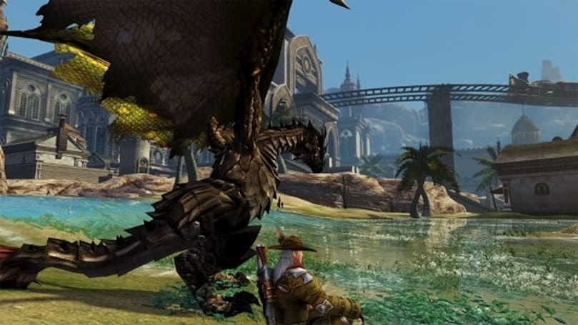 PAX Prime 2013: Dragon's Prophet adds frontier system, new zone, and mounted combat