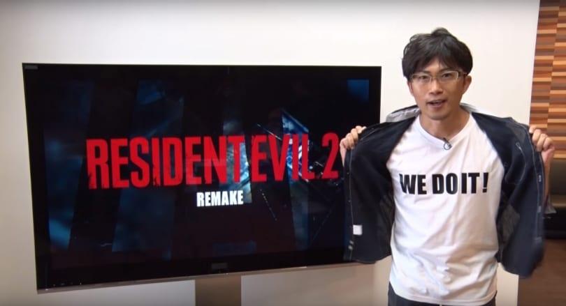 Capcom finally greenlights a 'Resident Evil 2' remake